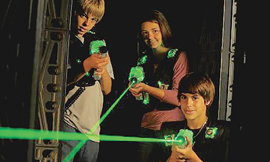 Product image for Redzone Adventures $15 For 1 Laser Tag VIP All-Day Pass (Reg. $29.99)