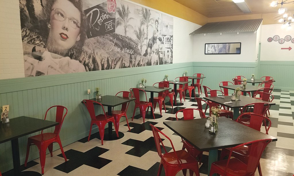 Product image for Rosie's Cafe $15 For $30 Worth Of Casual Dining