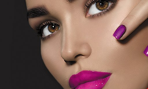 Product image for Euphoria Hair & Nail Designs $30 For $60 Toward Salon Services