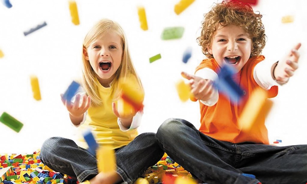 Product image for Snapology $84 For A 3-Month Play Pass For 2 Children (Reg. $168)