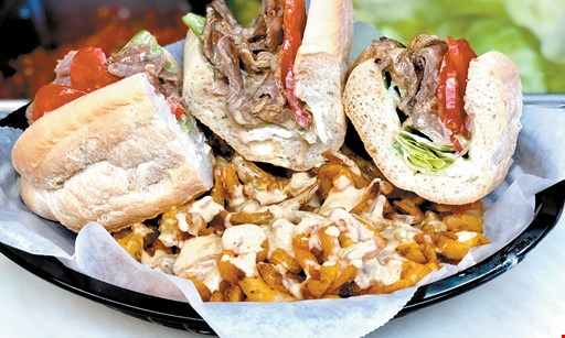Product image for Atlantic City Sub Shops $10 For $20 Worth Of Casual Dining