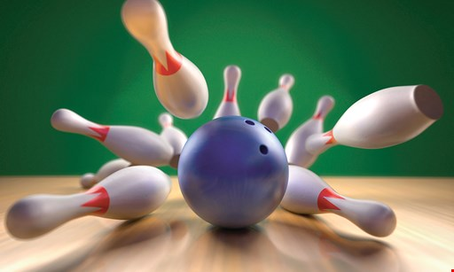 Product image for Cordova Bowling Center $40 For 4 People For 3 Games Each, Shoe Rental, 1 Large Pizza & 1 Pitcher of Soda (Reg. $80)