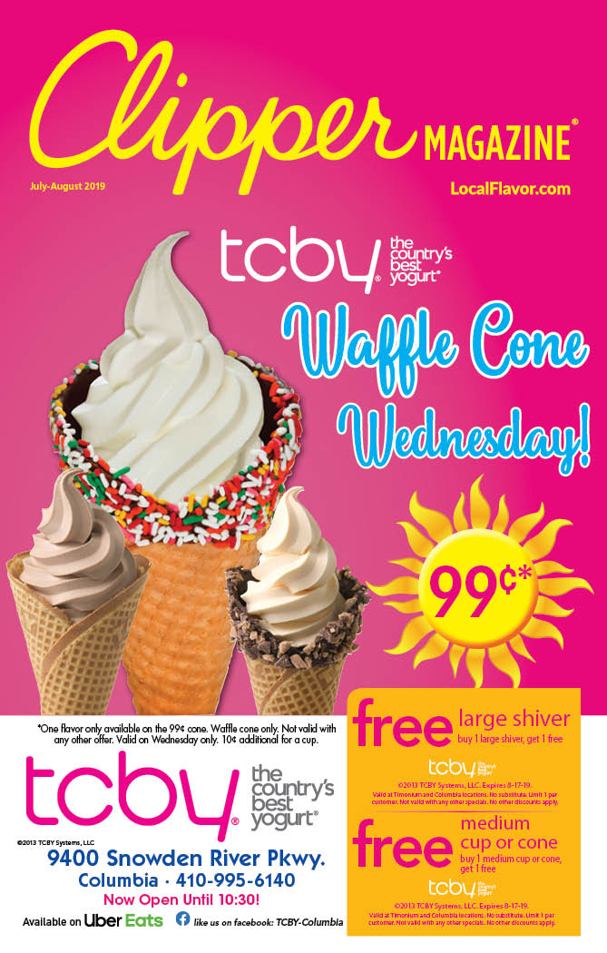 photograph relating to Clipper Magazine Printable Coupons called Tcby Coupon codes Inside of Your Clipper Journal Tcby And Mrs Fields Of