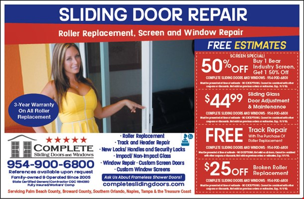 Localflavor Complete Sliding Doors And Windows Coupons
