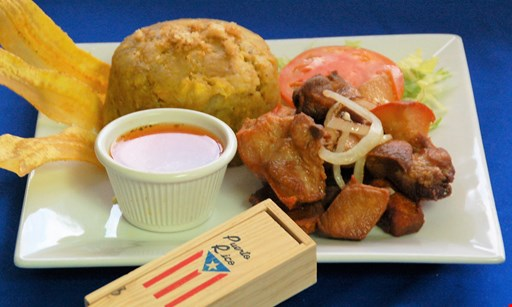 Product image for Latin Creations $10 for $20 Worth of Latin Food and Drink