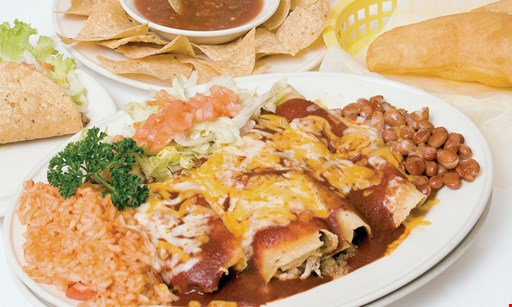Product image for Antonio's Mexican Restaurant $10 for $20 worth of food and drinks