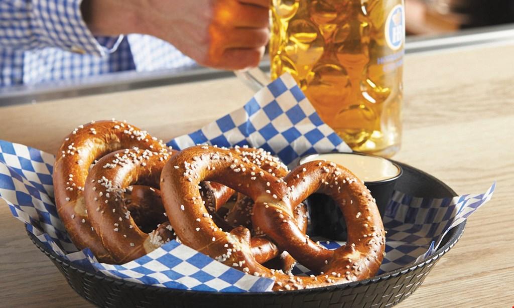 Product image for Hofbrauhaus Newport Brewery & Restaurant $15 For $30 Worth Of German Fare