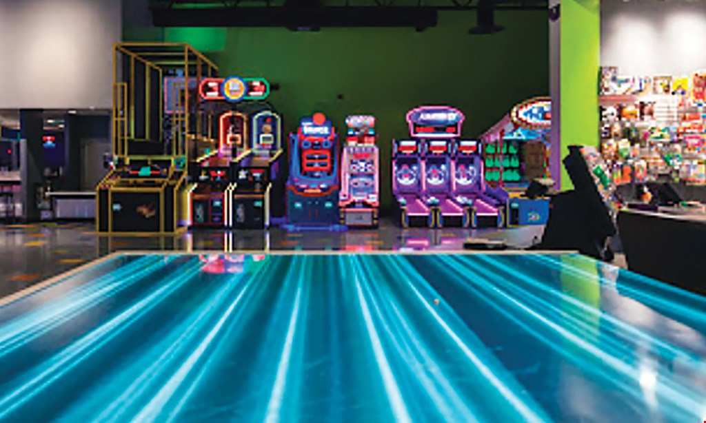 Product image for OMNI Funplex $26 For Fun-For-2 Package Includes 2 Laser Tag Games, 2 Virtual Reality Games & 2 $10 Game Cards (Reg. $52)