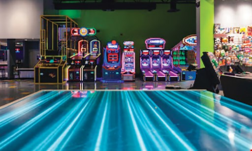 Product image for OMNI Funplex $37.50 For 2 Hours of Unlimited Bowling for 4 People With Shoes (Reg $75)