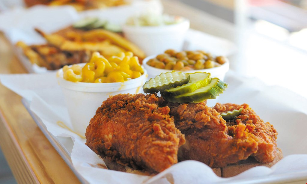 Product image for Big Shake's Nashville Hot Chicken $15 For $30 Worth Of American Cuisine
