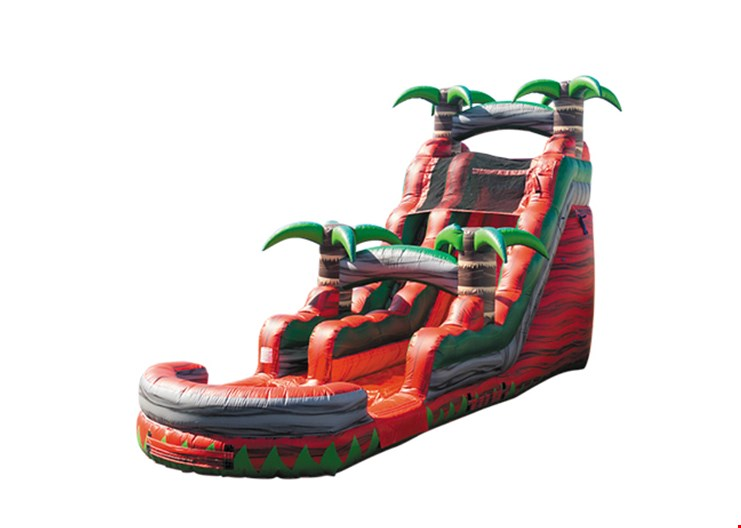 Product image for J-Dogs Catering & Amusements $300 For A 4-Hour Rental Of Giant Slide Or Bounce Combo (Reg. $600)