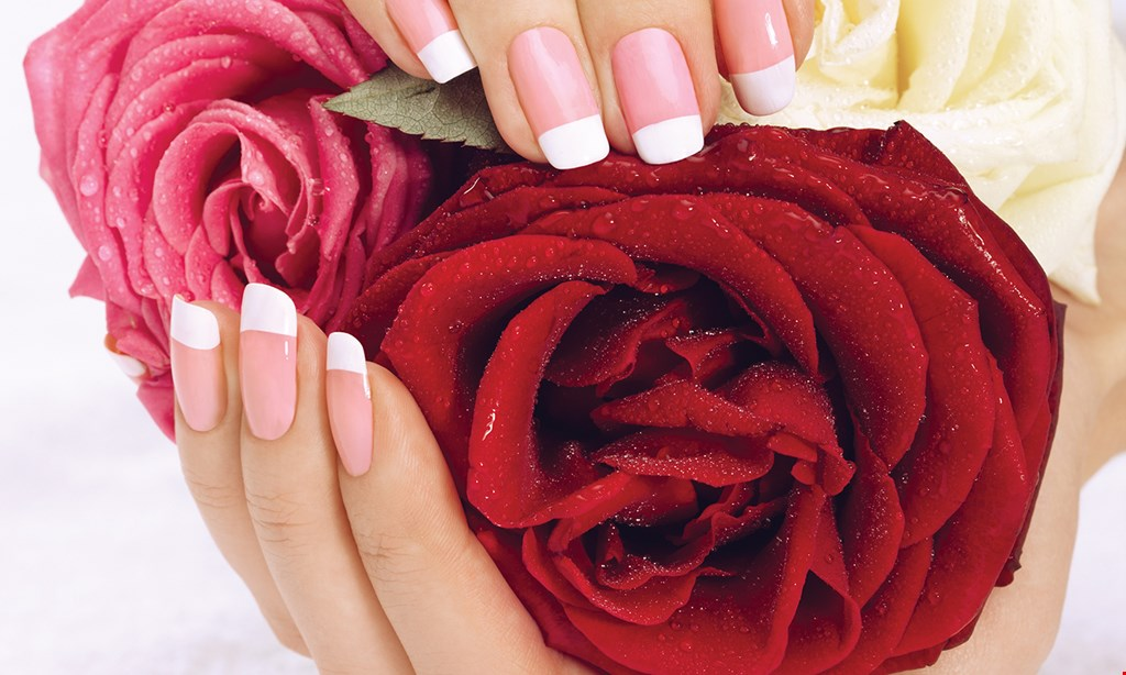 Product image for Bright Nails $17.50 For A Basic Manicure & Pedicure (Reg. $35)