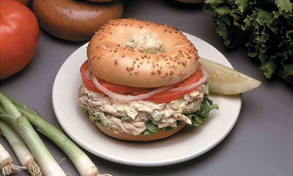 Product image for Mount Kisco Bagel $10 For $20 Worth Of Catering, Bagels & More
