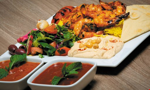 Product image for Pita Street $15 For $30 Worth Of Mediterranean Cuisine