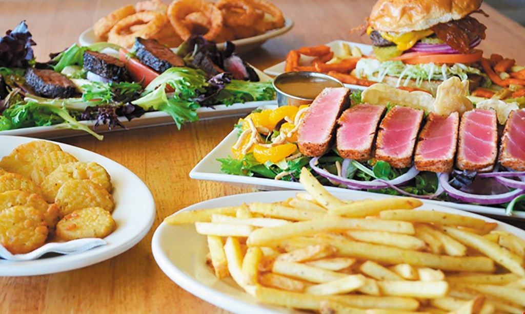 Product image for Juicy Burgers & More $10 For $20 Worth Of Casual Dinner Dining