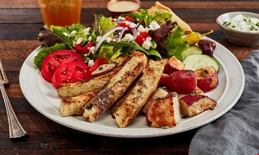 Product image for Taziki's Mediterranean Cafe $15 For $30 Worth Of Mediterranean Cuisine