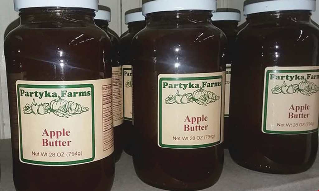 Product image for Partyka Farms $15 for $30 Worth Of Market Goods