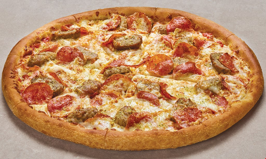 Product image for Papa John's Pizza - Homer Glen $10 Worth Of Pizza, Wings & More Take-Out (Reg. $20)