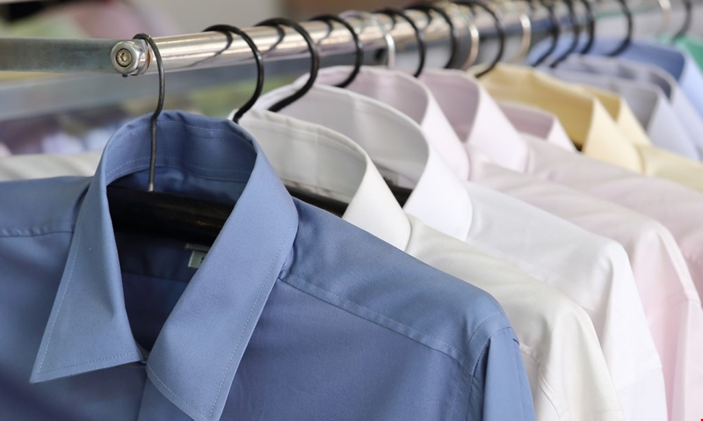Product image for Daugherty Cleaners $20 for $40 Worth of Dry Cleaning