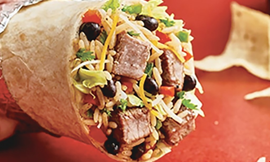 Product image for Moe's Southwest Grill - Commack & Hauppauge $10 For $20 Worth Of Southwestern Cuisine (Also Valid On Take-out & Curbside Pickup With Minimum Purchase Of $30)