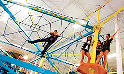 Product image for Urban Air $24.99 For Ultimate Attraction Passes For 2 (Reg. $49.98)