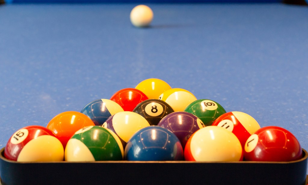 Product image for Cool Cat Billiards And Cafe $10 for $20 Worth Great Food and Drinks