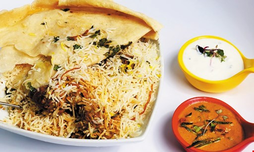 Product image for BHOG $15 For $30 Worth Of Indian Cuisine