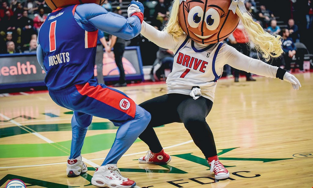 Product image for Grand Rapids Drive $10 For 2 Sideline Upper Seating Tickets For The 2020 Season (Reg. $20)