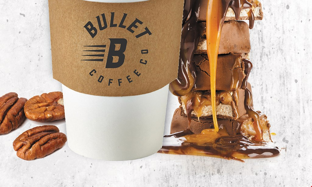 Product image for Bullet Coffee Co. $10 For $20 Worth Of Casual Dining (Purchaser Will Receive 2 -$10 Certificates)