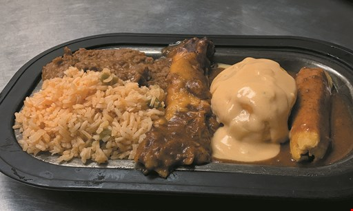 Product image for 2 Amigos Mexican Buffet $15 For $30 Worth Of Mexican Cuisine