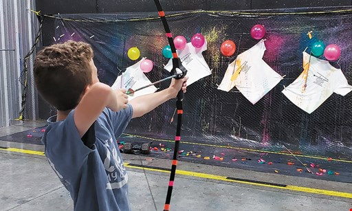 Product image for The Archery Place $22 For 1 Hour Of Archery For 2 People Including Recurve Bow Rental, Paper Target & 15 Minutes Of Instruction (Reg. $44)
