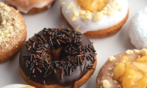 Product image for Duck Donuts $10 For $20 Worth Of Freshly-Made Donuts & Coffee