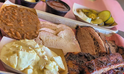 Product image for Central Coast Meat Market $10 For $20 Worth Of Texas Smoked Barbecue