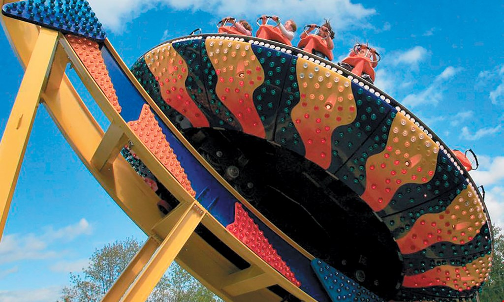 Product image for Oaks Amusement Park $41.95 For 2 Ultimate Ride Bracelets (Reg. $83.90)