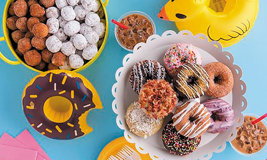 Product image for Duck Donuts $10 For $20 Worth Of Casual Dining