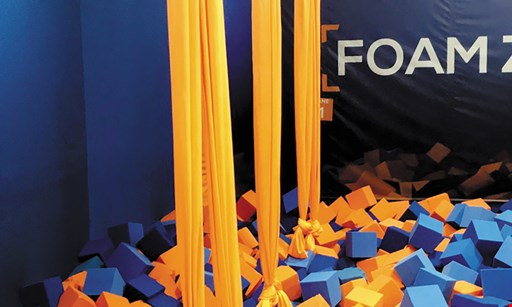 Product image for Sky Zone $18 For A 1-Hour Open Jump Pass For 2 People (Reg. $36)