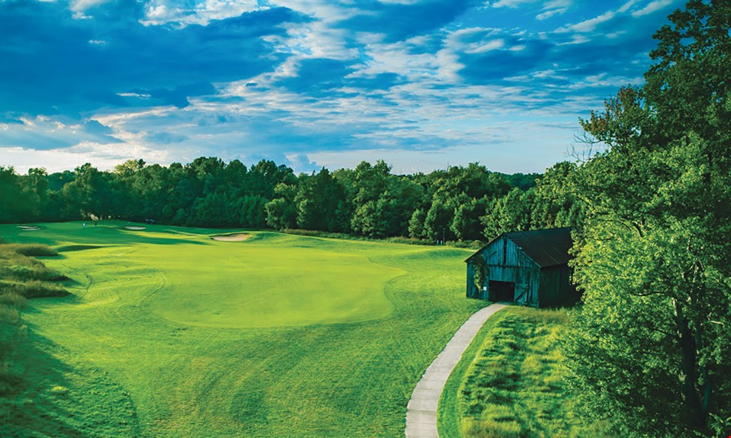 Product image for Oak Creek Golf $62 For 18 Holes Of Golf For 2 People With Cart (Reg. $124)