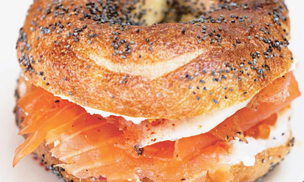 Product image for Jr's Bagels $10 For $20 Worth Of Casual Dining