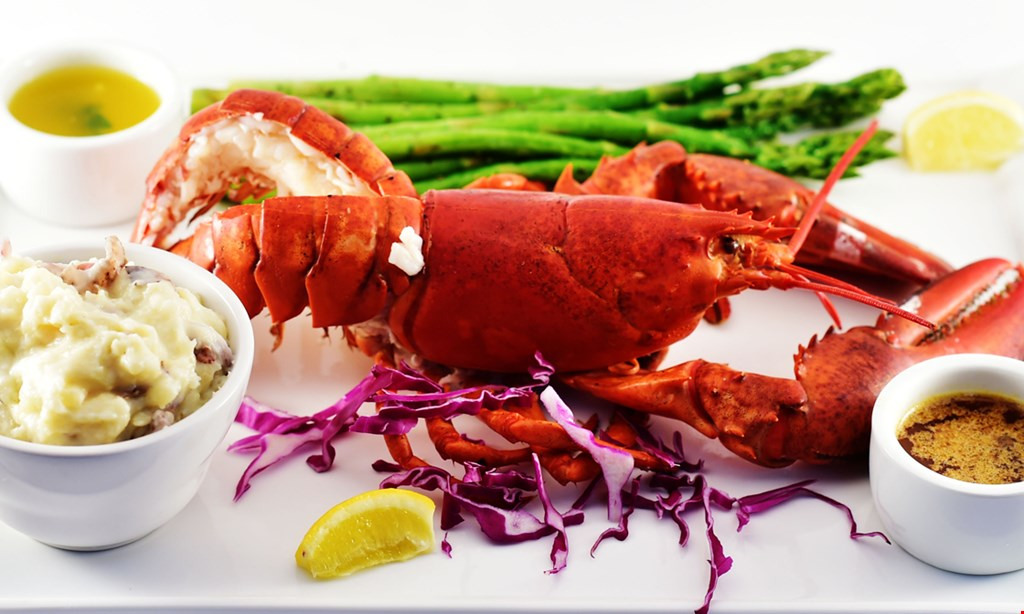 Product image for Ocean Paradise $20 for $40 Worth of Fresh Seafood and Drinks