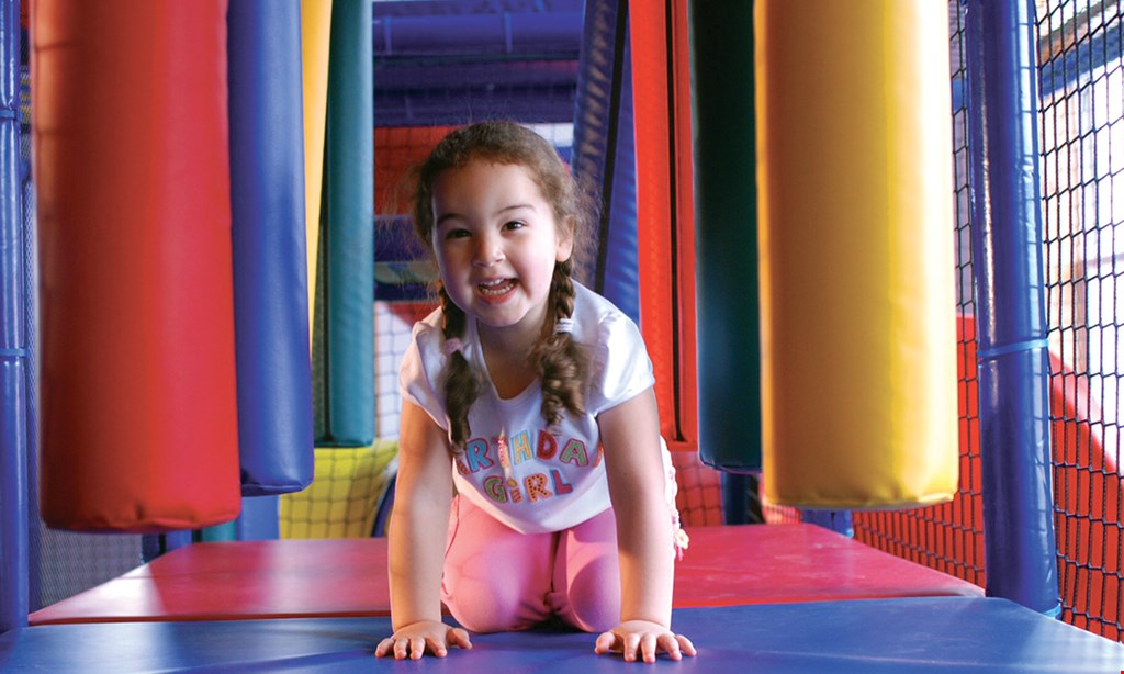 Product image for Kidz Village - Jersey City $37.48 For 5 All-Day Play Passes (Reg. $74.95)