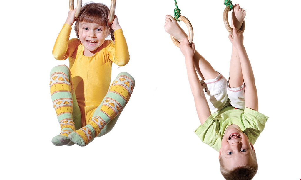 Product image for Fusion Gymnastics $72 For 2 Months Of Preschool Age Classes (Reg. $144)