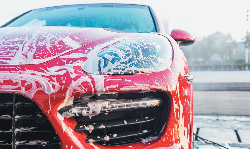 Product image for Prestige Hand Car Wash $44.99 For An Express Hand Wax Package (Reg. $89.99)