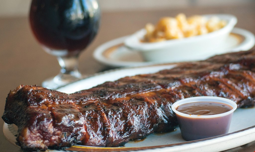 Product image for Bad To The Bone BBQ Dining & Catering $15 For $30 Worth Of American Dining