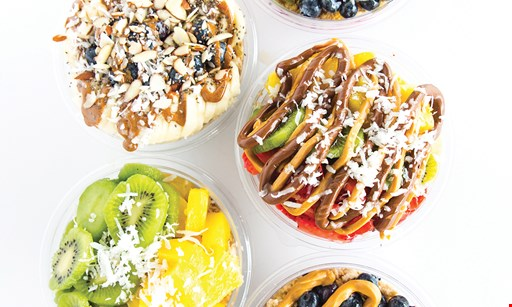 Product image for Frutta Bowls - Aberdeen $10 For $20 Worth Of Casual Dining