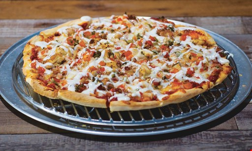 Product image for Racks Billiards Sports Bar & Grill $15 For 1-Hour Of Pool for 2 & A Large Cheese Or Pepperoni Pizza (Reg. $30)