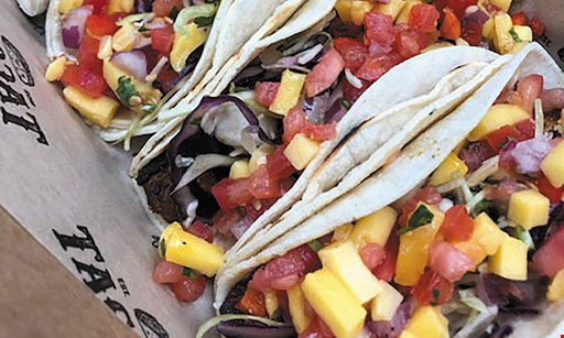Product image for Tacocat $10 For $20 Worth Of Cal-Mex Cuisine