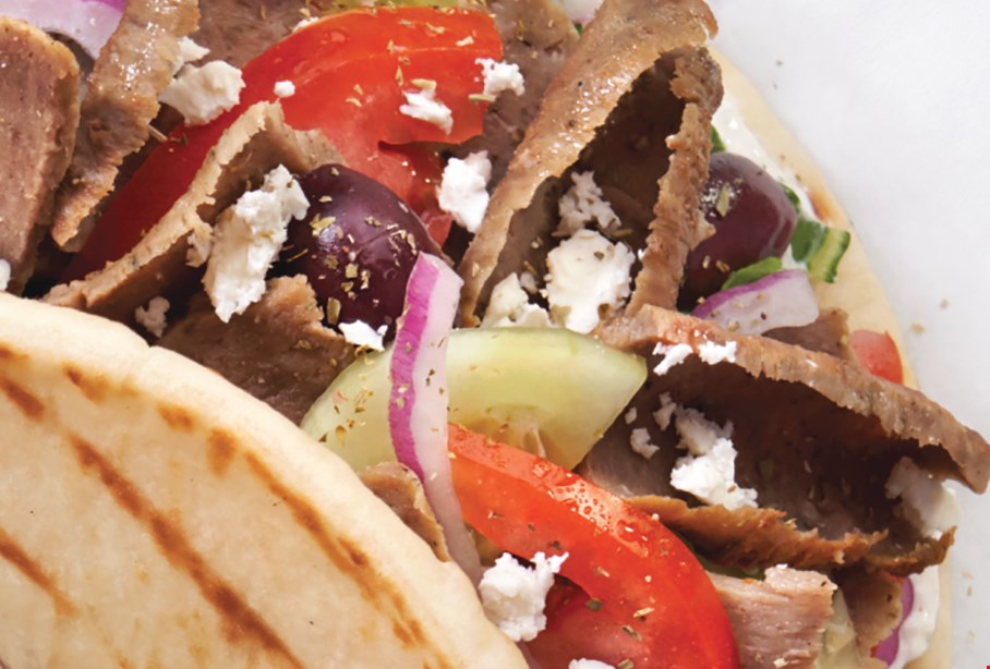 Product image for The Simple Greek $10 For $20 Worth Of Casual Dining