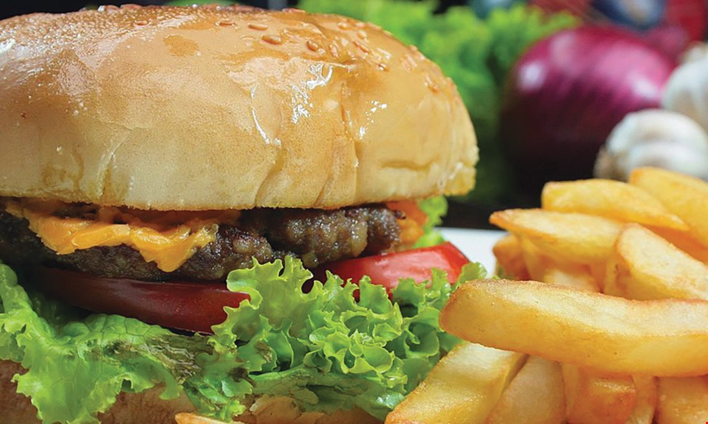 Product image for Wimpy's Burger Basket $10 For $20 Worth Of Casual Dining