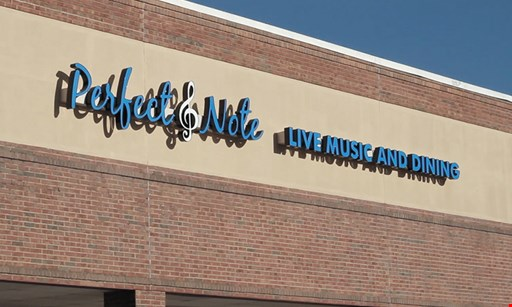 Product image for Perfect Note Live Music & Dining $20 For General Admission For 2 People (Reg. $40)