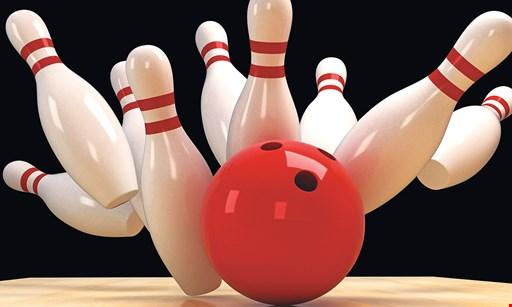 Product image for Patel's Kingston Lanes $15 For 3 Games Of Bowling With Shoe Rental For 2 People (Reg. $30)